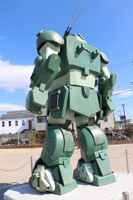 ドッグ 実物 大 スコープ JR稲城長沼駅前に実物大「スコープドッグ」登場、製作費2500万円も市の負担はゼ