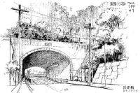 これが道路トンネルの設定